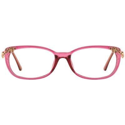 G4U TR2506 Rectangle Eyeglasses 127129-c