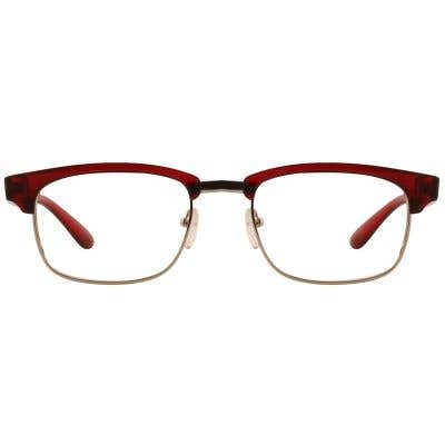 Browline Eyeglasses 127131-c