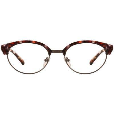 G4U T6101 Browline Eyeglasses 127160-c