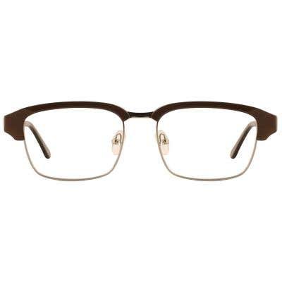 G4U 3322-4 Browline Eyeglasses 127164-c