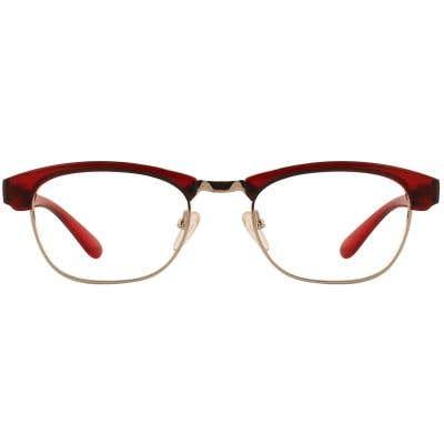 G4U TR1803-2 Browline Eyeglasses 127212-c
