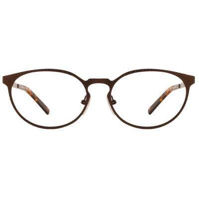 G4U T107 Oval Eyeglasses 127234-c