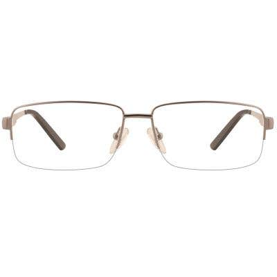G4U ROU5729 Rectangle Eyeglasses 127247-c