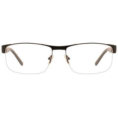 G4U G1173 Rectangle Eyeglasses 127259-c