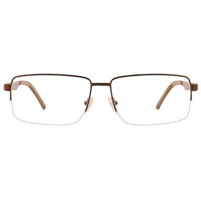 G4U CD-8712 Rectangle Eyeglasses 127277-c