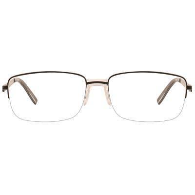 G4U G1231 Rectangle Eyeglasses 127317-c