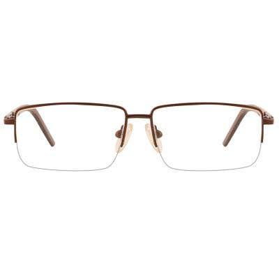 G4U-427 Rectangle Eyeglasses 127319-c