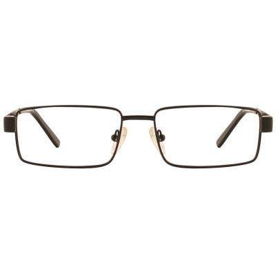 G4U AR6687 Rectangle Eyeglasses 127347-c