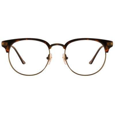 G4U 12914 Browline Eyeglasses 127418-c