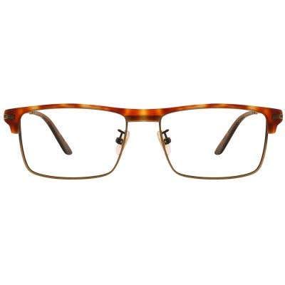 G4U 12931 Browline Eyeglasses 127435-c