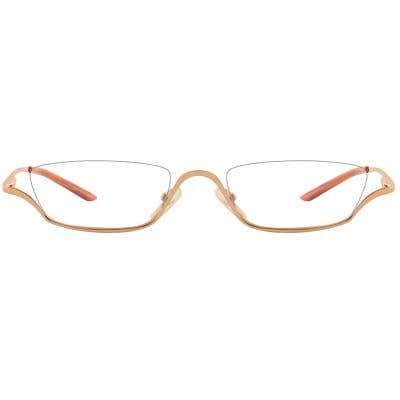 G4U-431 Rectangle Eyeglasses 127460-c
