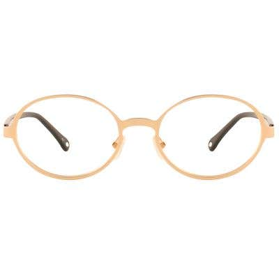 Oval Eyeglasses 127588-c
