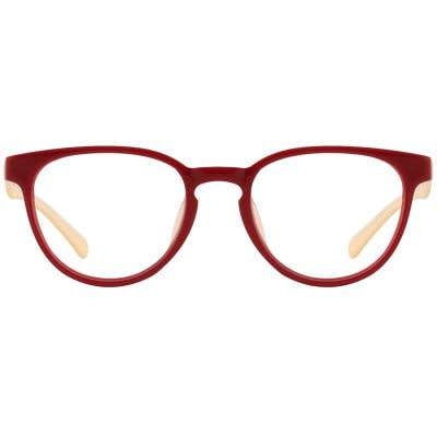 Rectangle Eyeglasses 127672