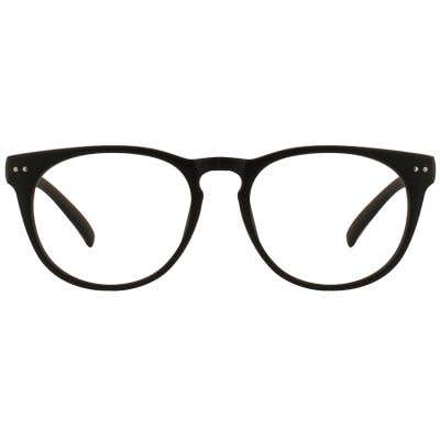 Louis Round Eyeglasses