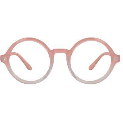 Round Eyeglasses 124675-c