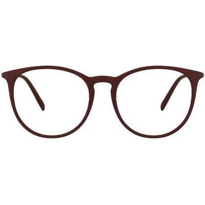 Perseus Round Eyeglasses 127855-c
