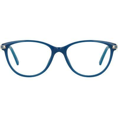 Cat Eye Eyeglasses 127966-c