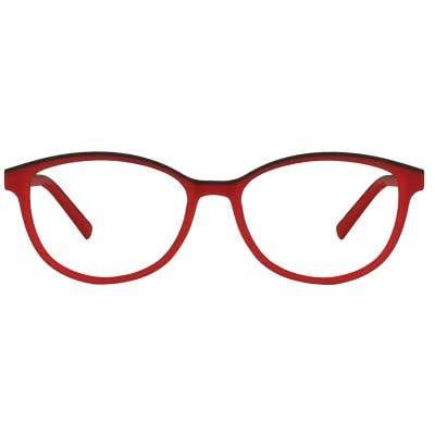 Cat Eye Eyeglasses 127988-c
