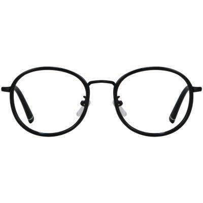 Round Eyeglasses 128157-c