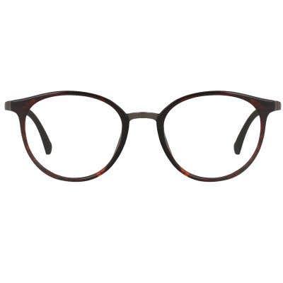 Round Eyeglasses 128168-c