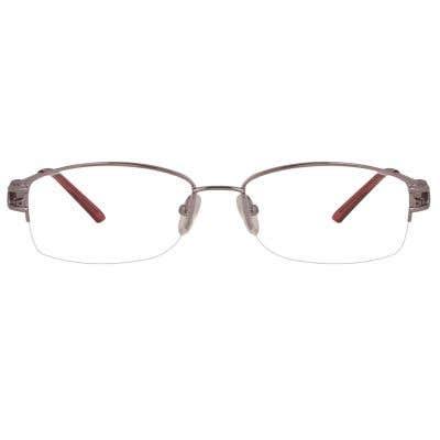 Rectangle Eyeglasses 128186-c