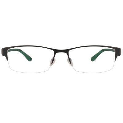 Rectangle Eyeglasses 128196-c
