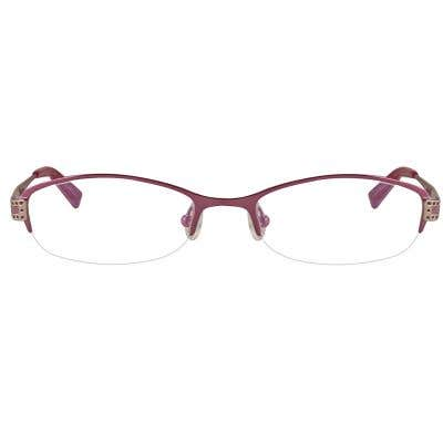 Rectangle Eyeglasses 128466-c