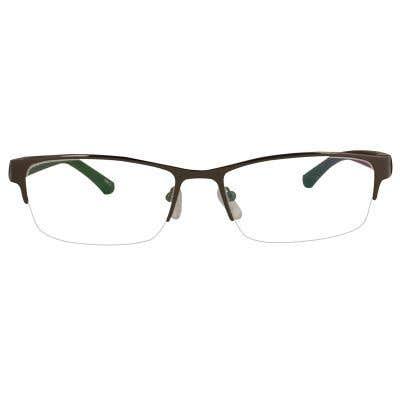 Rectangle Eyeglasses 128609-c