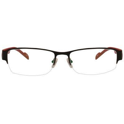 Rectangle Eyeglasses 128613-c
