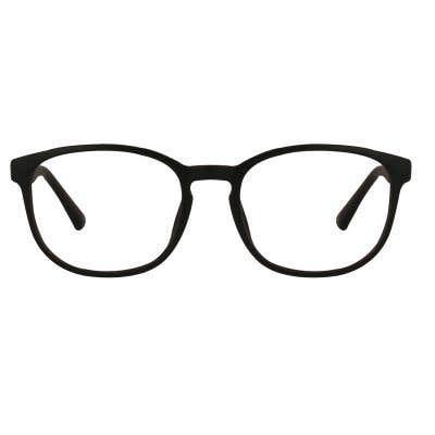 Rectangle Eyeglasses 128631-c