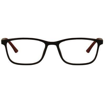 Rectangle Eyeglasses 128636-c