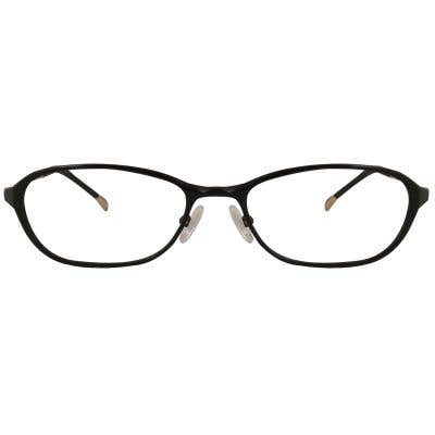 Oval Eyeglasses 128656-c