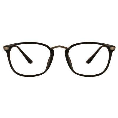 Rectangle Eyeglasses 128696