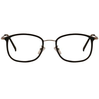 Rectangle Eyeglasses 128697