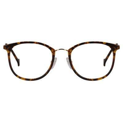 Round Eyeglasses 128708-c
