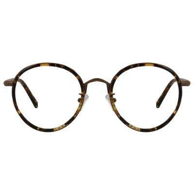 Round Eyeglasses 128710-c