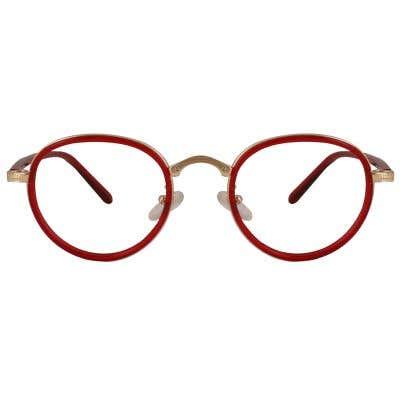 Round Eyeglasses 128712-c