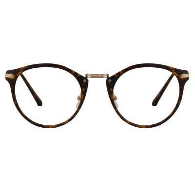 Round Eyeglasses 128740-c