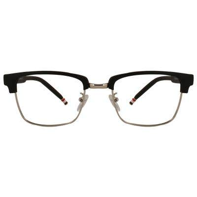 Browline Eyeglasses 128761-c