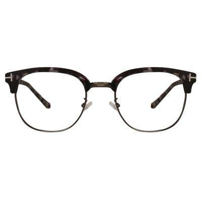 Browline Eyeglasses 128763-