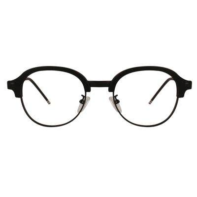Browline Eyeglasses 128765-c