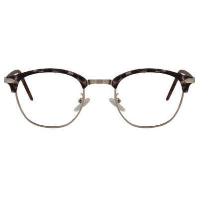 Browline Eyeglasses 128767-c