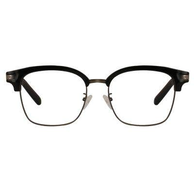Browline Eyeglasses 128771-c
