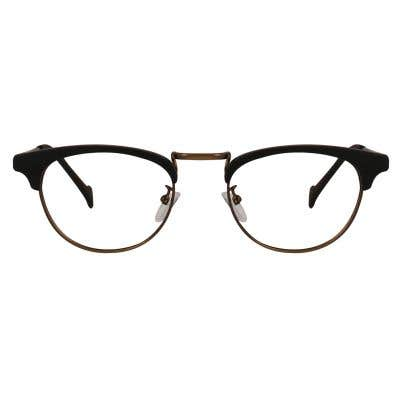 Browline Eyeglasses 128777-c