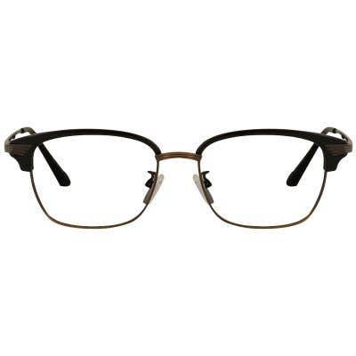Browline Eyeglasses 128783-c