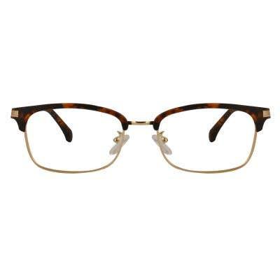 Browline Eyeglasses 128786-c