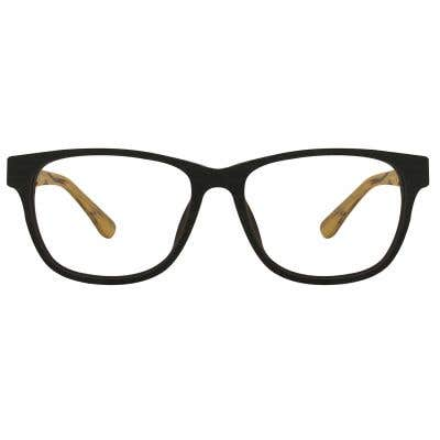 Wood Eyeglasses 128806-c