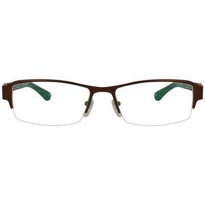 Rectangle Eyeglasses 128902