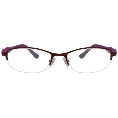 Rectangle Eyeglasses 128938