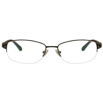 Rectangle Eyeglasses 128979